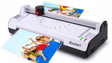 Plastifieuse 3 en 1 Blusmart BL01 : Avis et test d'un super outil de bureau